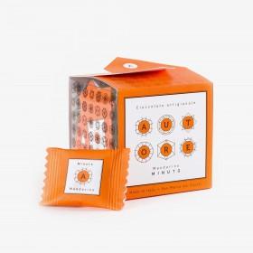 Minuto Mandarine PET cube