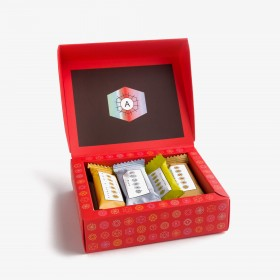 Assorted bars paper box 180g