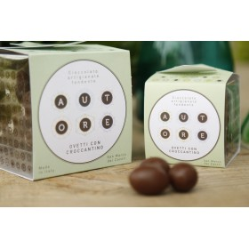 Dark chocolate mini eggs...