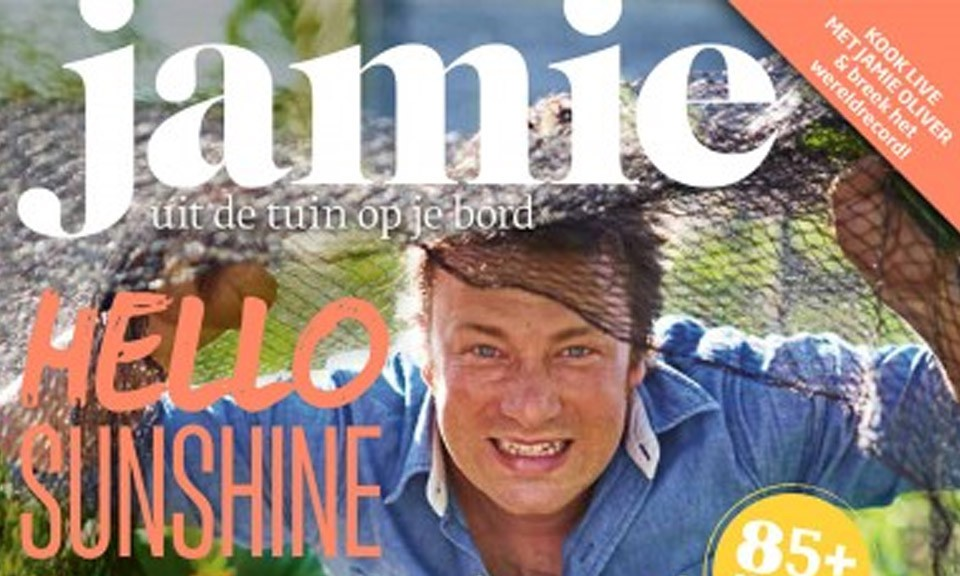 What to say! The famous Jamie Magazine talks about us!